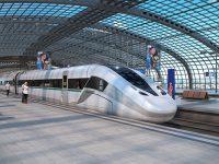 Siemens ante-estreia Velaro Novo para a AV