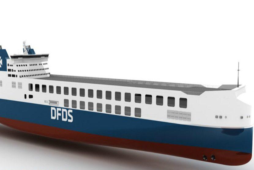 """DFDS encomenda mais um ro-ro """"gigante"""""""