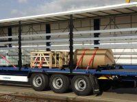 Mau acondicionamento das cargas dá multa em Espanha