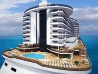 Ficantieri entrega maior cruzeiro italiano à MSC Cruises