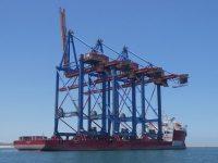 Noatum Málaga quer movimentar 200 mil TEU