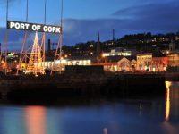 Porto de Cork constrói novo terminal de contentores