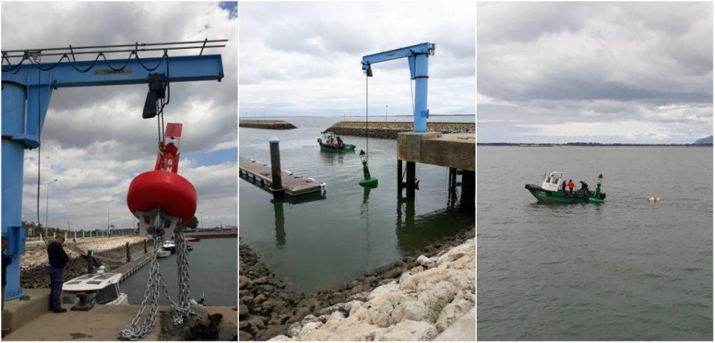 APSS completa assinalamento do Canal Norte