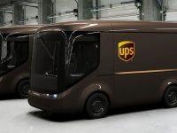 UPS contrata dez mil veículos eléctricos