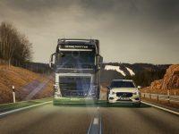 Volvo Trucks reforça sistemas de segurança