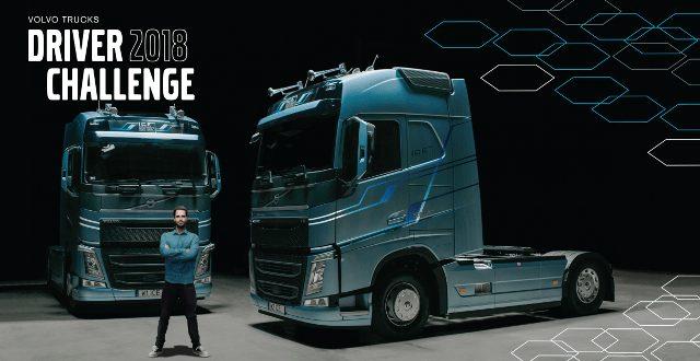 Volvo Driver Challenge já arrancou