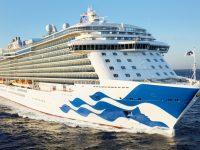 Princess Cruises encomenda dois navios a GNL