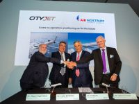 Air Nostrum e CityJet criam líder europeu