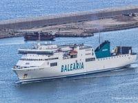 Baleària reconverte frota para GNL