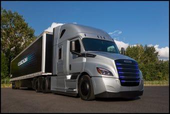 Daimler investe 500 milhões em camiões autónomos
