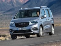 Opel Combo Life chega em Janeiro