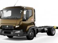 Renault Trucks D com três anos de garantia