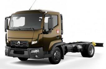 Galius promove Renault Trucks gama D