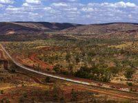 Rio Tinto opera comboio autónomo na Austrália