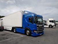 Scania G410 A4x2NA: conforto e compromisso