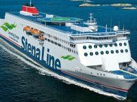 Stena Line lança dois novos ferries E-Flexer