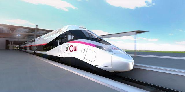 SNCF encomenda à Alstom 100 TGV do Futuro