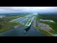 """Novo"" Canal do Panamá atinge 4 000 neo-panamaxes"