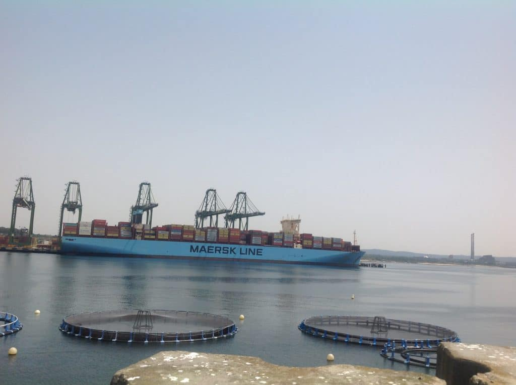 Maersk penaliza resultados da AP Moller-Maersk
