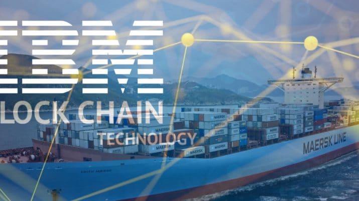 Maersk e IBM disponibilizam plataforma blockchain