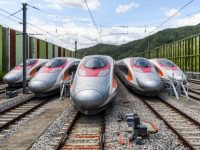 Alta Velocidade chinesa chega a Hong Kong