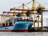 Maersk Line estreia porta-contentores no Árctico