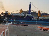 Viana estreia grua móvel de 100 toneladas