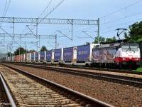 P&O Ferrymasters reforça comboio entre Poznam e Roterdão