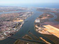 Porto de Huelva projecta plataforma ro-ro