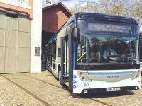 """POSEUR apoia compra de mais 199 autocarros """"limpos"""""""
