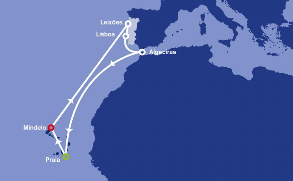 Transinsular troca Las Palmas por Algeciras