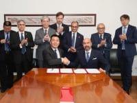 Fincantieri alarga parceria chinesa