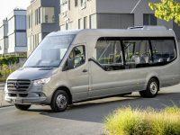 Mercedes renova gama de minibus