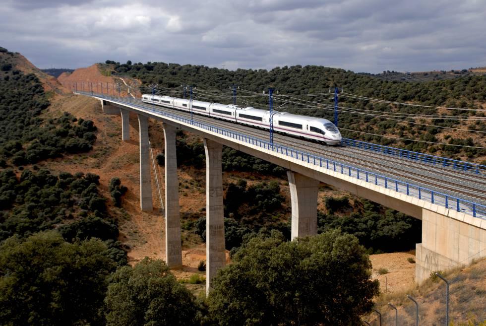 Concorrência dá luz verde a operador privado de AV em Espanha