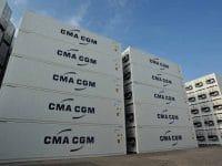 CMA CGM lança reefers com atmosfera controlada