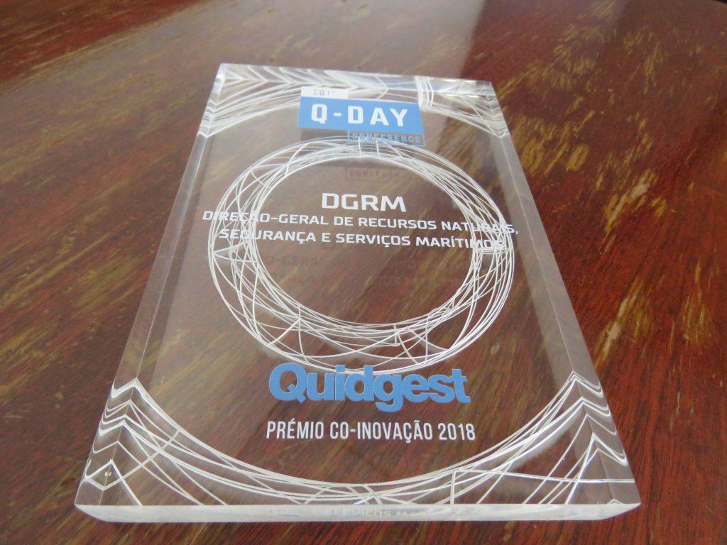 DGRM vence Prémio Co-Inovação 2018