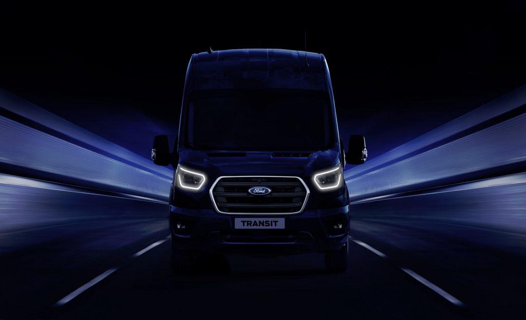 Nova Ford Transit será lançada no IAA