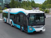 Iveco fornece 141 autocarros híbridos a Bruxelas