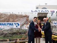 LATAM Cargo com um bom começo no Lisboa-Guarulhos