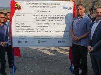 Timor: Bolloré inicia construção do porto de Tibar