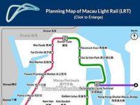 Macau: metro cresce em custos e atrasos