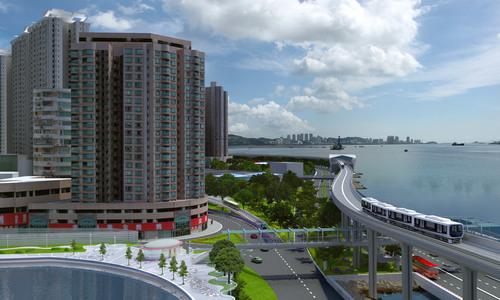 Macau: Metro já custou 1,4 mil milhões
