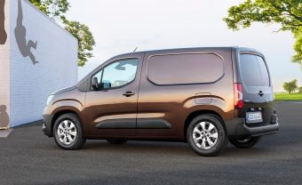 Nova Combo impulsiona vendas da Opel