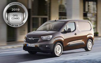 Opel Combo já tem preços definidos