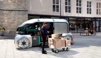 EZ-PRO da Renault para a last milt urbana (c/ vídeo)