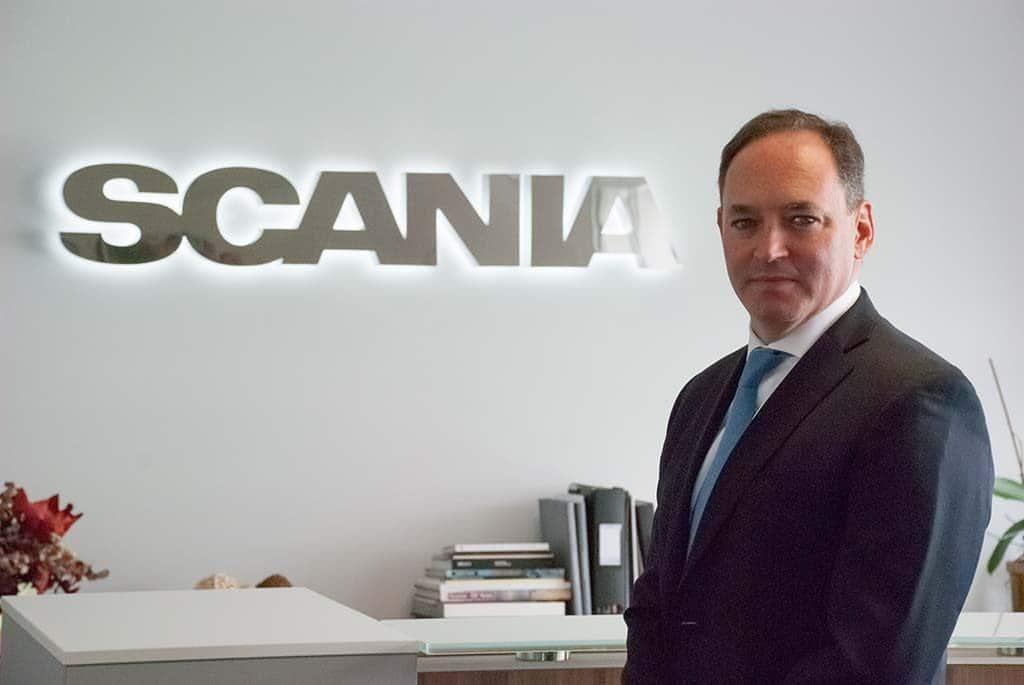 Sebastián Figueroa é o novo DG da Scania Ibérica
