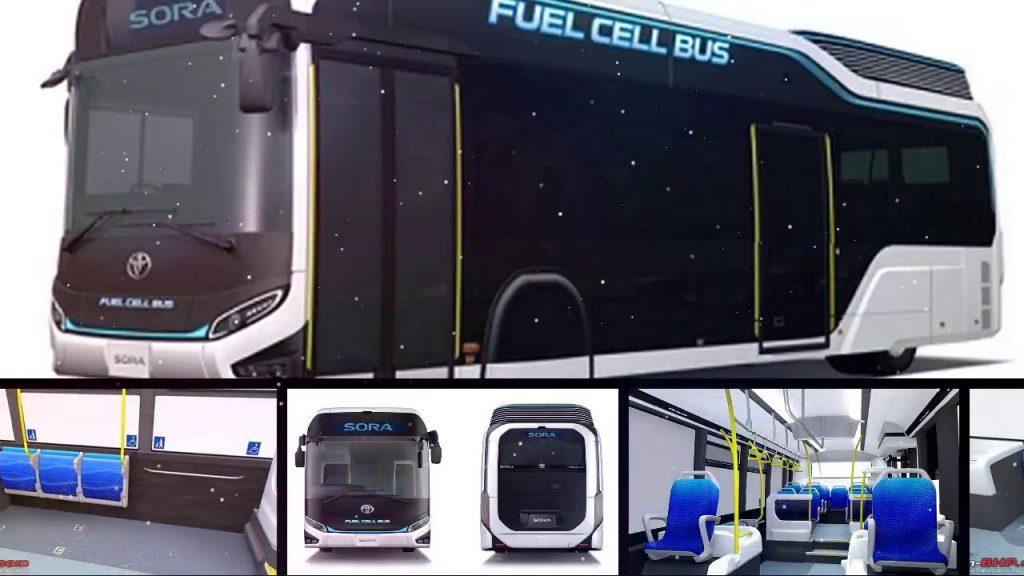 CaetanoBus produzirá autocarros a hidrogénio da Toyota