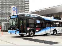 CaetanoBus testa autocarros a hidrogénio em meados de 2019
