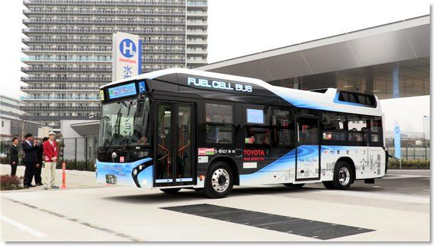 CaetanoBus aposta nos autocarros a hidrogénio
