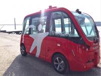 Transdev traz a Lisboa autocarro autónomo